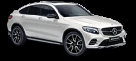 Mercedes-Benz GLC купе AMG