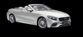 Mercedes-Benz S-Класс кабриолет