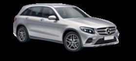 Mercedes-Benz Новый GLC внедорожник