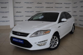 Ford Mondeo 2.0 Duratec MT (145 л. с.)