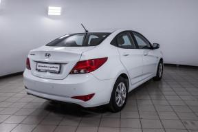 Hyundai Solaris 1.6 AT (123 л. с.) Comfort