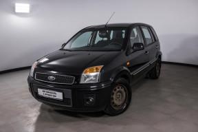 Ford Fusion 1.6 EuroV MT (100 л. с.)