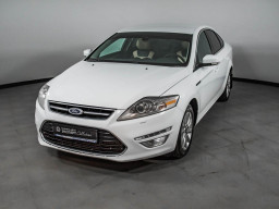 Ford Mondeo 2.0d AT (140 л.с.)