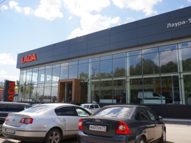 LADA Largus Cross 1.6 MT 16 кл (7 мест) (106 л. с.) Luxe Glonass 7мест