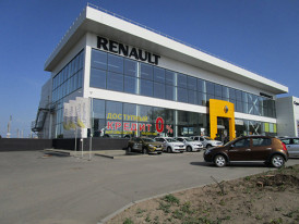 Renault Logan Stepway City 1.6 CVT (113 л.с.) Drive