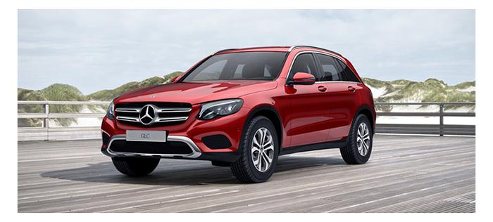 Mercedes-Benz GLC внедорожник 250 9G-TRONIC 4MATIC (211 л. с.) Premium