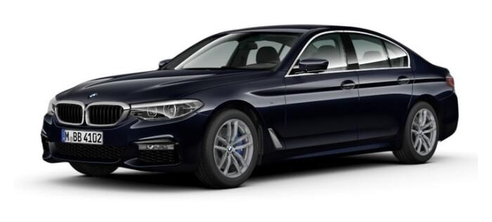 BMW 5 серия 530i xDrive Steptronic (249 л.с.) 530i xDrive