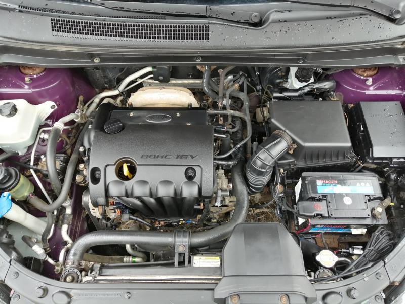 Kia Carens 1.6 MT (126 л. с.)