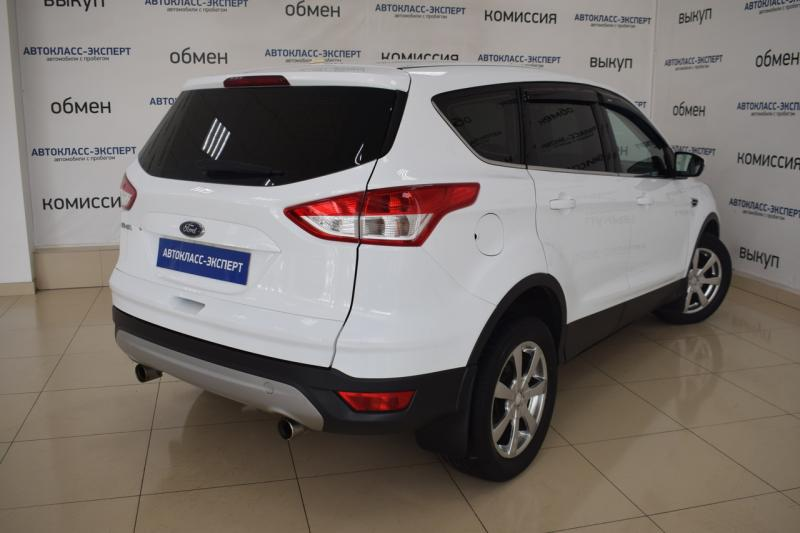 Ford Kuga 2.5 AT (150 л. с.) Trend Plus