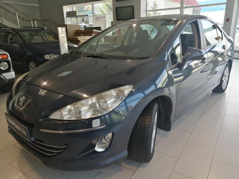 Peugeot 408 1.6 VTi MT (120 л. с.) Allure