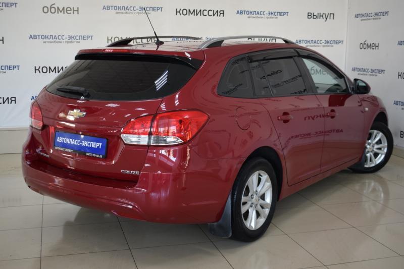 Chevrolet Cruze 1.8 AT (141 л. с.)