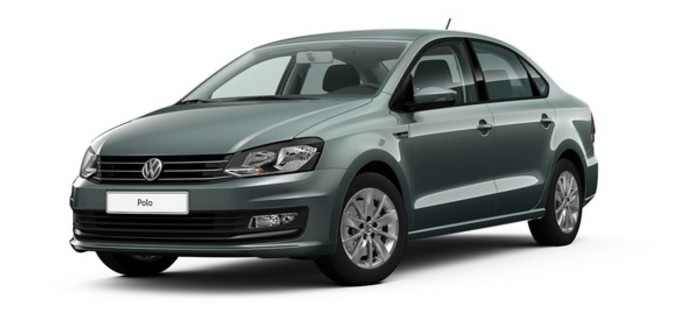 Volkswagen Polo 1.6 MPI MT (110 л. с.) Connect