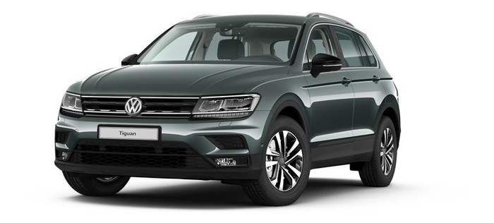 Volkswagen Tiguan 2.0 TSI 4Motion DSG (180 л.с.) 4WD Connect
