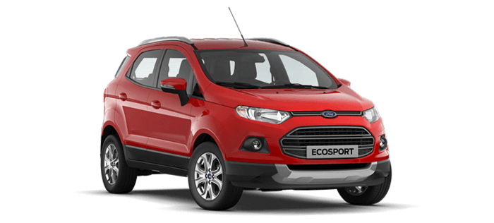Ford EcoSport 1.6 МТ (122 л. с.) Trend Plus