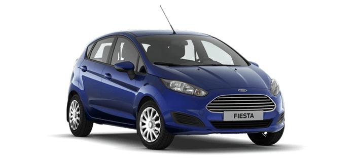 Ford Fiesta Хетчбэк 1.6 AT (105 л. с.) Trend