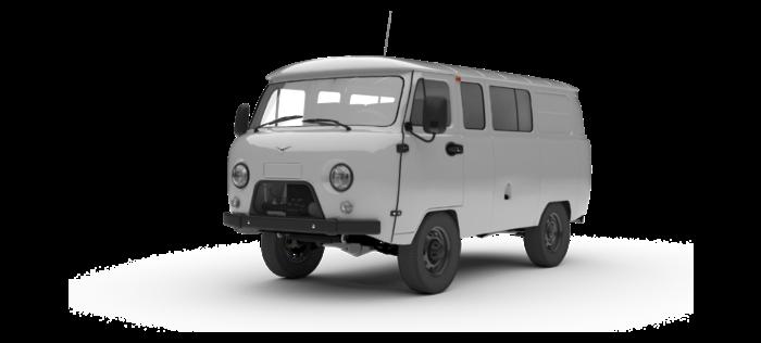 УАЗ Комби 5 мест 2.7 5MT (112 л. с.) Стандарт 552