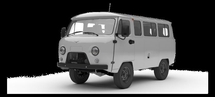 УАЗ Автобус 9 мест 2.7 5MT (112 л. с.) Стандарт 550