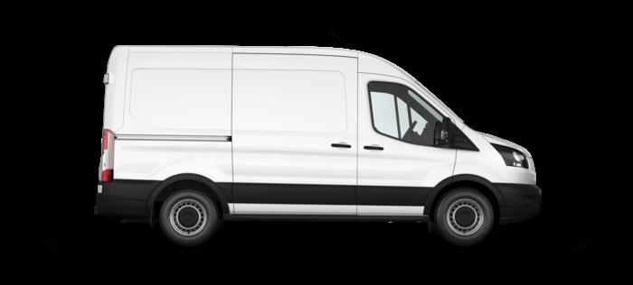 Ford Цельнометаллический фургон 2.2TD 125 л.с., передний привод Средняя база (L2), полная масса 3.5 т