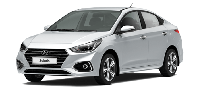 Hyundai Solaris 1.4 AT (100 л.с.) Comfort