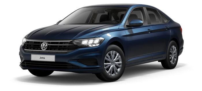 Volkswagen Jetta 1.6 MPI AT (110 л. с.) Respect