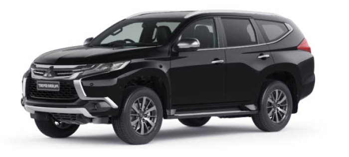 Mitsubishi Pajero Sport 2.4d AT 4WD (181 л.с.) Instyle