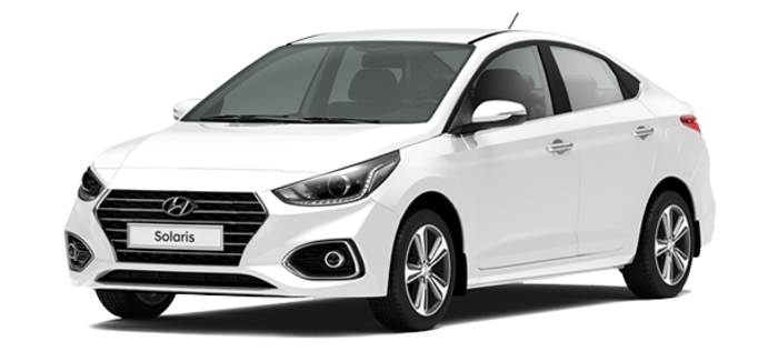 Hyundai Solaris 1.4 AT (100 л.с.) Comfort ADV