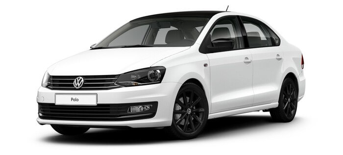 Volkswagen Polo 1.6 MPI AT (110 л. с.) Football Edition