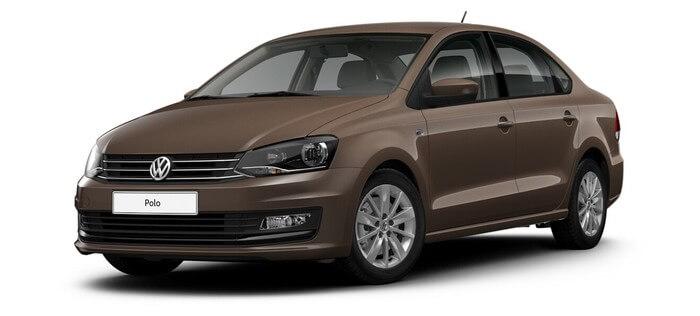 Volkswagen Polo 1.6 MPI AT (110 л. с.) Select