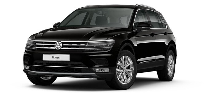 Volkswagen Tiguan 2.0 TDI 4Motion DSG (150 л.с.) 4WD Connect