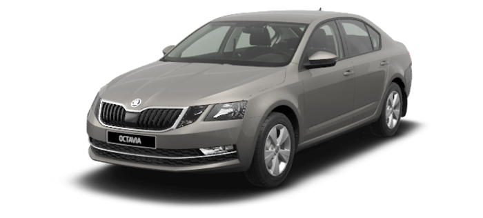 ŠKODA OCTAVIA 1.6 MPI AT (110 л.с.) Active