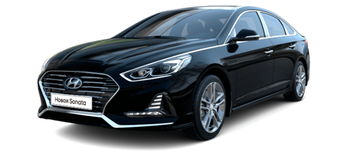 Hyundai Sonata 2.4 GDi AT (188 л.с.) Business