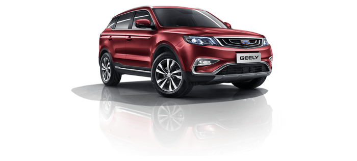 Geely Atlas 2.4 6AT (4X4) Luxury LED