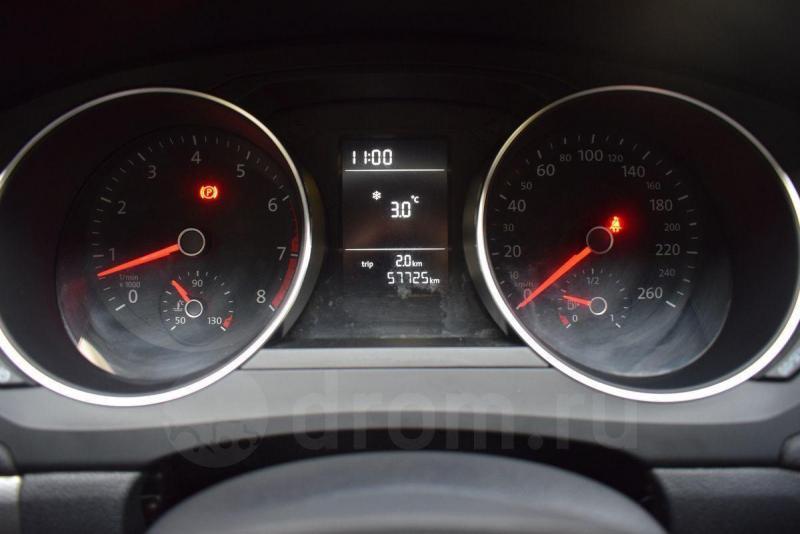 Volkswagen Jetta 1.4 TSI MT (125 л. с.) Trendline