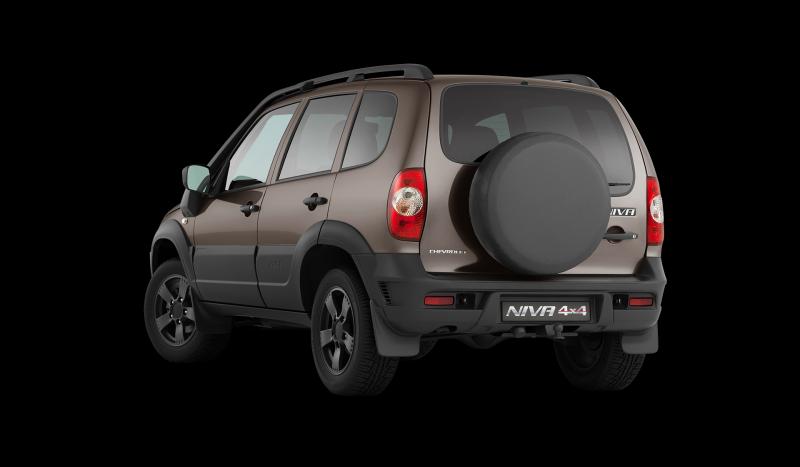 Chevrolet niva Niva 1.7 MT (79,6 л. с.) LE
