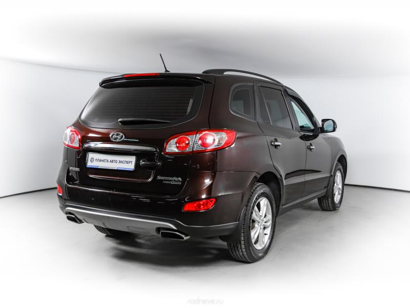 Hyundai Santa Fe Grand 2.2d AT (197л.с.) 4WD