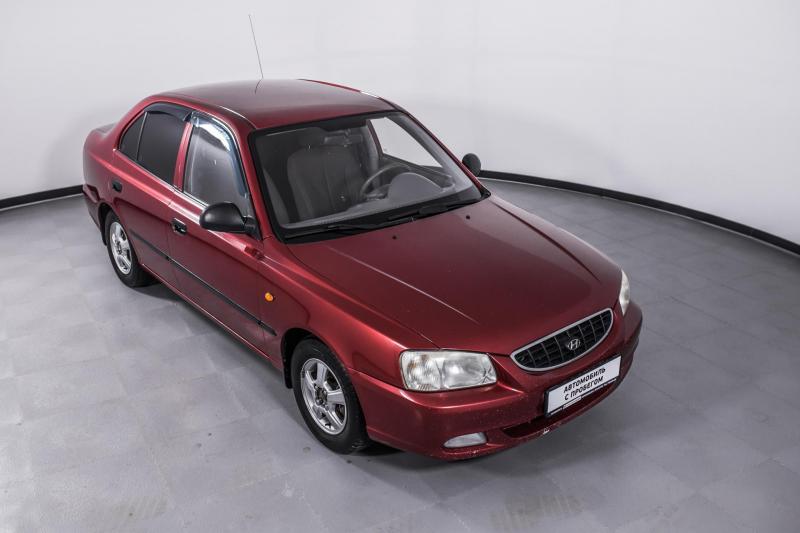 Hyundai Accent 1.5 MT (102 л. с.)