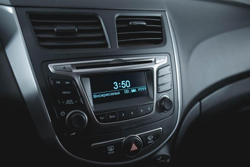 Hyundai Solaris 1.6 MT (123 л. с.) Comfort