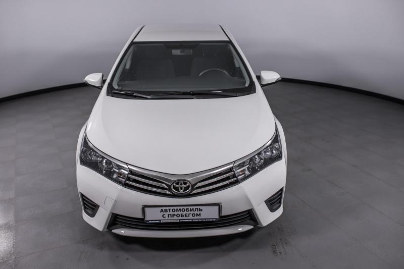 Toyota Corolla 1.6 CVT (122 л. с.) Комфорт