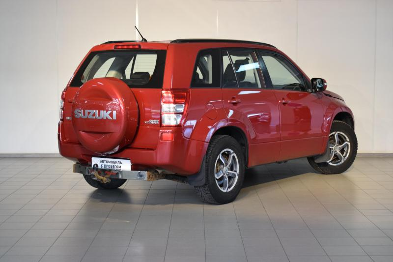 Suzuki Grand Vitara 2.0 MT (140л.с.) 4WD