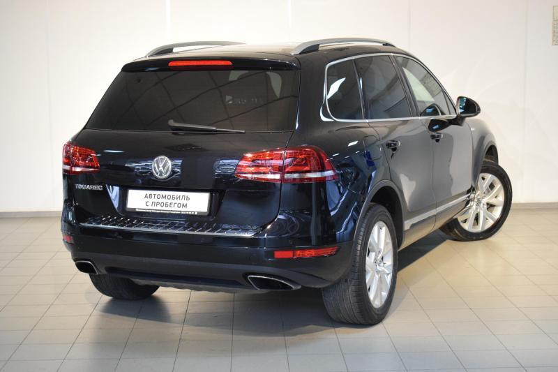 Volkswagen Touareg 3.6 FSI Tiptronic 4Motion (249 л. с.)