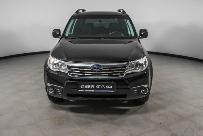 Subaru Forester 2.0 AT (150л.с.) 4WD