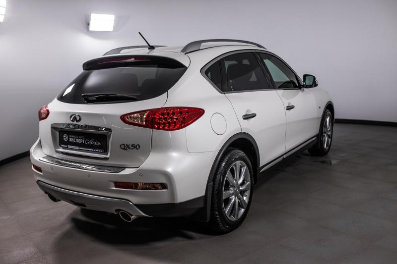 Infiniti QX50 2.5 AT AWD (222 л. с.) Design