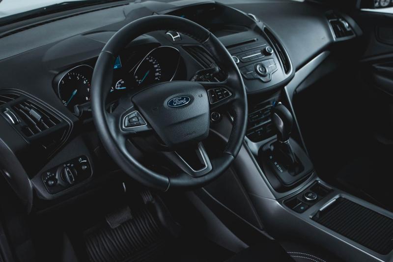 Ford Kuga 2.5 AT (150 л. с.)