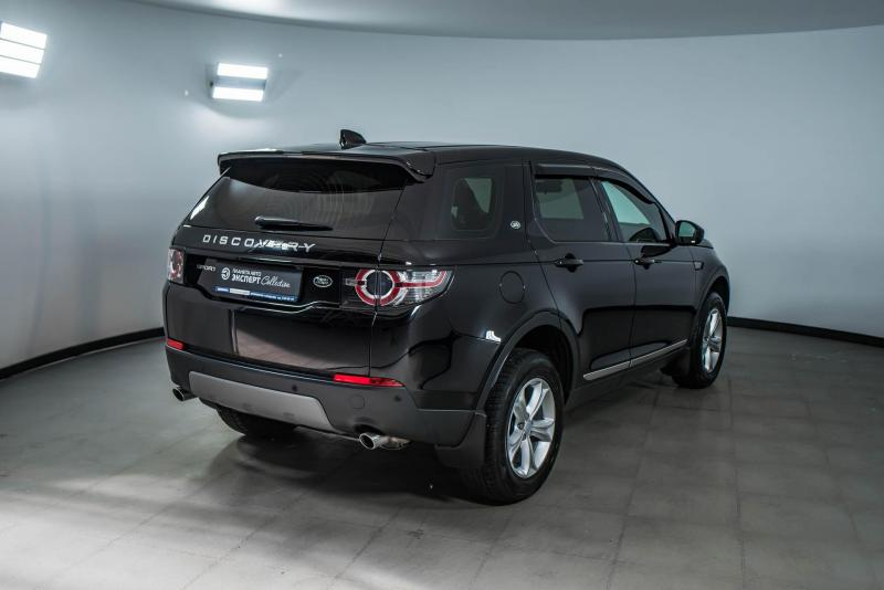 Land Rover Discovery Sport 2.0 TD4 AT AWD (180 л. с.) SE