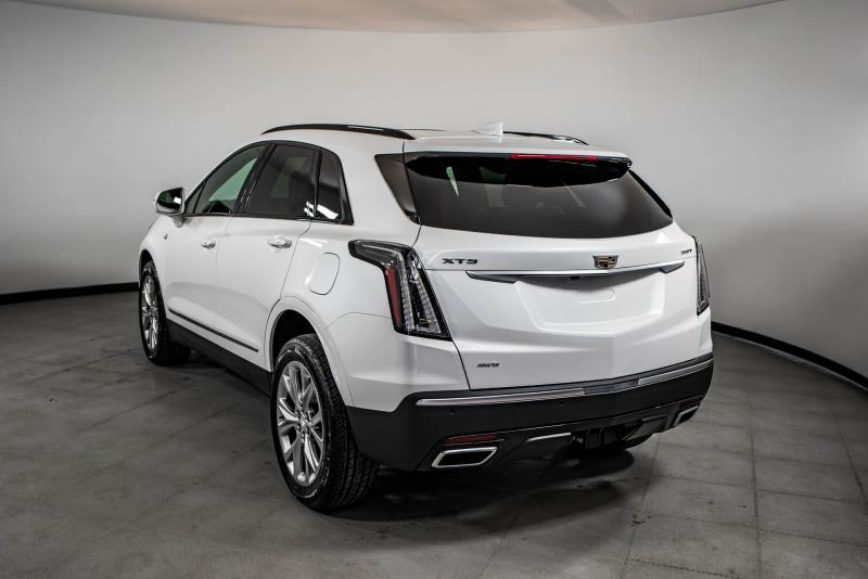 Cadillac Новый XT5 2.0 AT AWD (200 л.с.) Sport