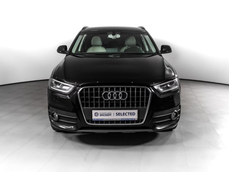 Audi Q3 2.0 TFSI quattro MT (170 л. с.)
