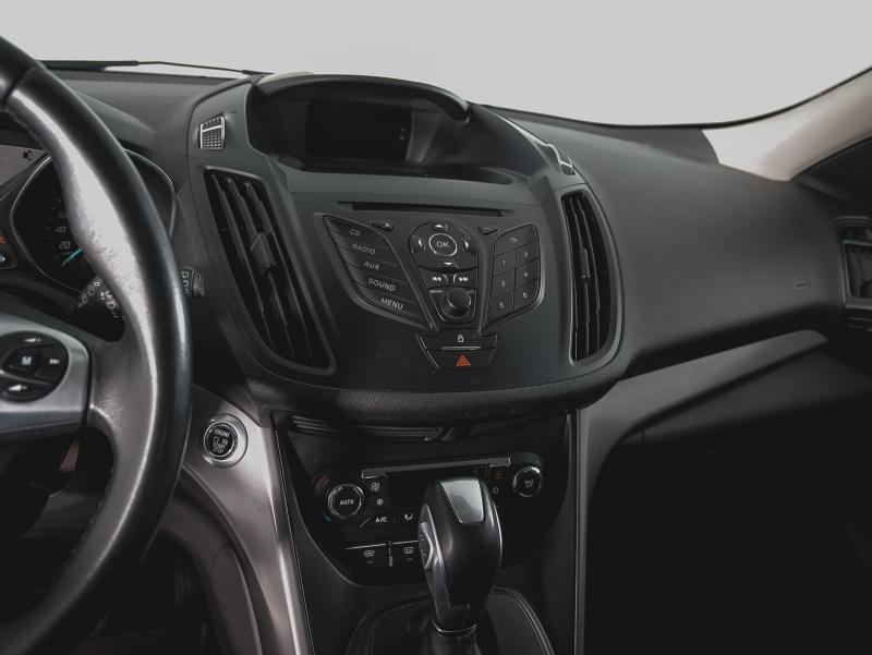 Ford Kuga 2.5 AT (150 л.с.)