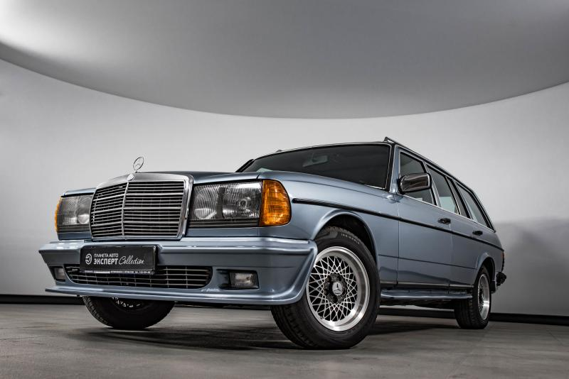 Mercedes-Benz W123 230 2.0 MT (136л.с.)