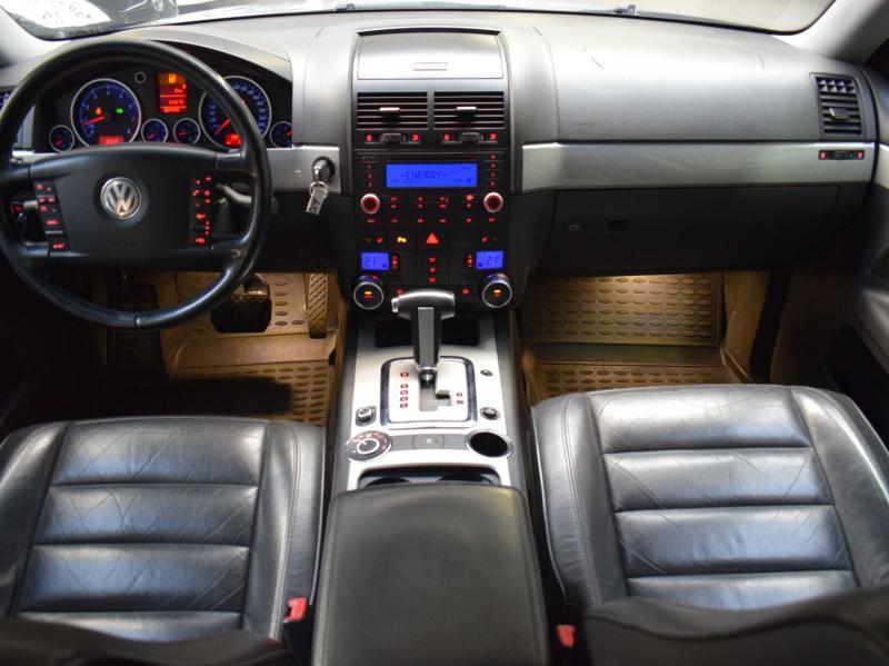 Volkswagen Touareg 3.2 Tiptronic (220 л. с.)