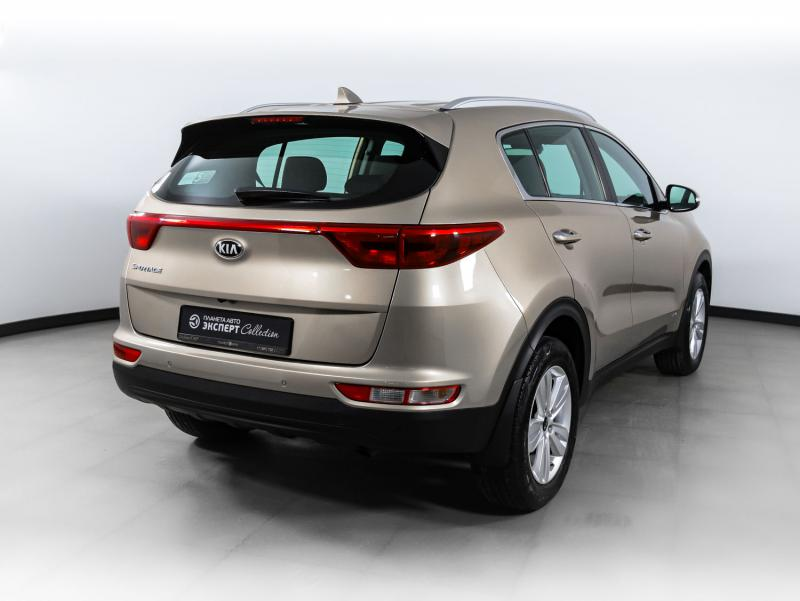Kia Sportage 2.0 AT 4WD (150 л. с.)